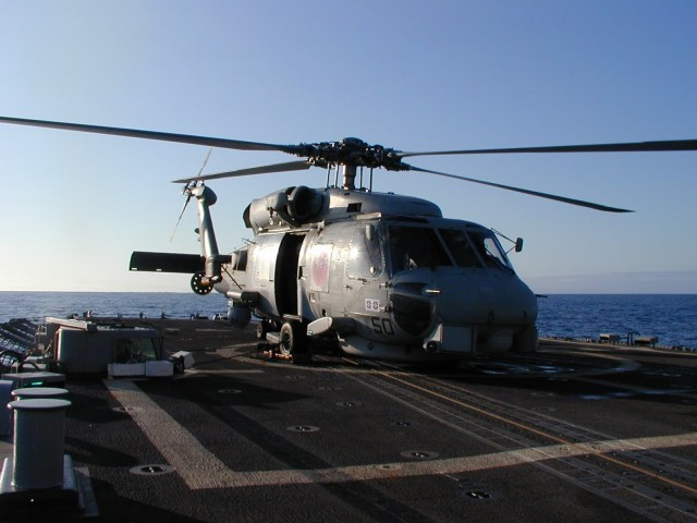 Drug Helicopter DEA