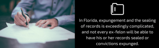 Conviction Seal Expunge Tampa Florida