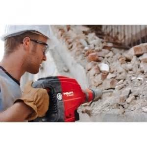 Demolition Hammer Rental for your next construction project
