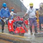 Walk Behind Saw Rental for your bigger projects