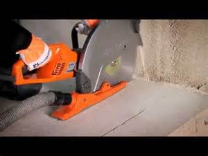 Concrete Cut-Off Saw Rental available for when you need the power for precision cutting