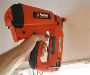 Trim Nailer Rental from the Effingham Builders Supply Rental Center