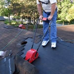 Shingle Remover Rental from the Effingham Builders Supply Rental Center