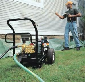 Pressure Washer for Rent | Rent Pressure Washer in Effingham
