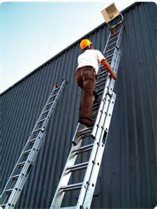 Ladder Extension Rental - Effingham Builders Supply Rental Center