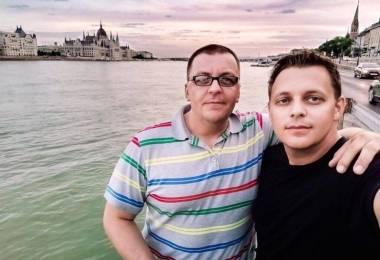 Tamás Attila és Tamás Roland