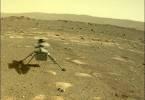 INGENUITY drón a Marson