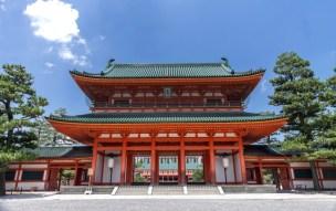 平安神宮(Heian Jingu)