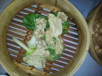 siomai and gyoza dumplings