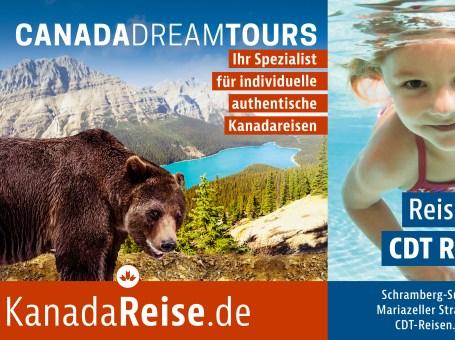 CANADA DREAM TOURS, Träume leben GmbH
