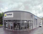 Pneuhage Reifendienste Süd GmbH Villingen-Schwenningen & Online-Shop