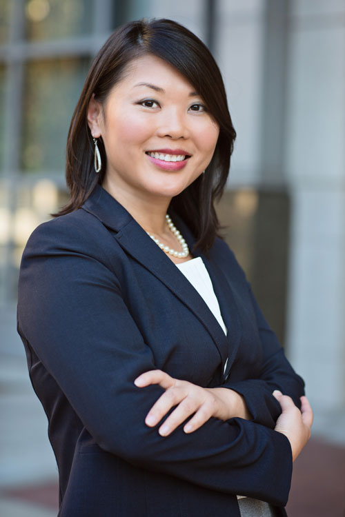Lisa Gong Guerrero : Past-President 2015-2016
