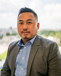 Joe Panyanouvong : At-Large Board Member