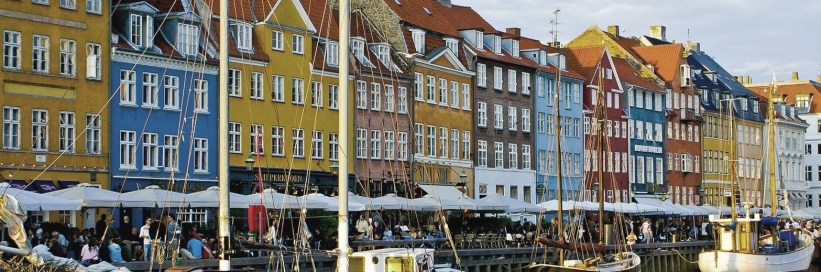 Nyvaven in Copenhagen. Courtesy Wikimedia