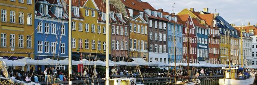 Nyvaven in Copenhagen. Courtesy Wikimedia