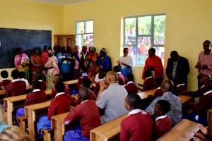 Brethren Foundation Global Partners School Project