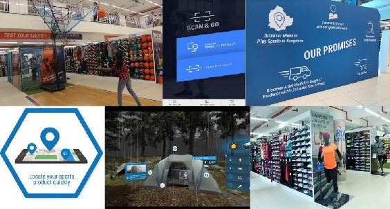 f8a99596f Decathlon Introduces a  Phygital  Experiential Store at Bangalore s ...