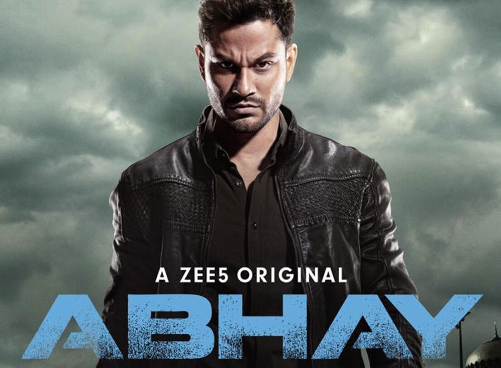 ZEE5 launches procedural format crime thriller 'Abhay'   Goa Chronicle