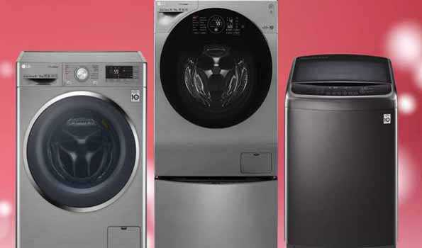 LG India launches first 5 star washing machines in India