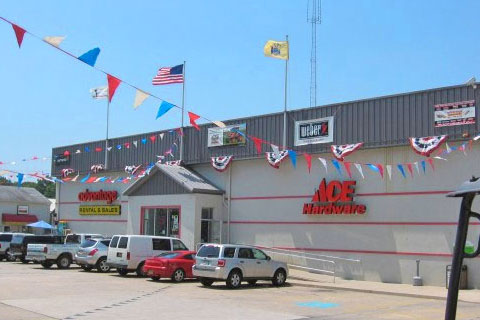 Advantage Rental And Sales Ace Hardware Store