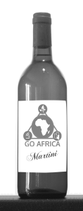 The Go Africa® Martini
