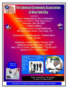 Independence Day Gala Flyer2