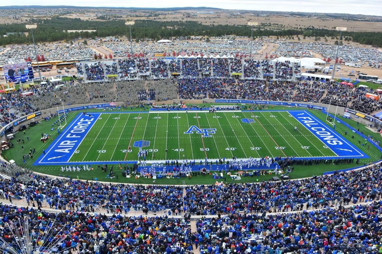 Falcon Stadium - Facilities - Air Force Academy Athletics