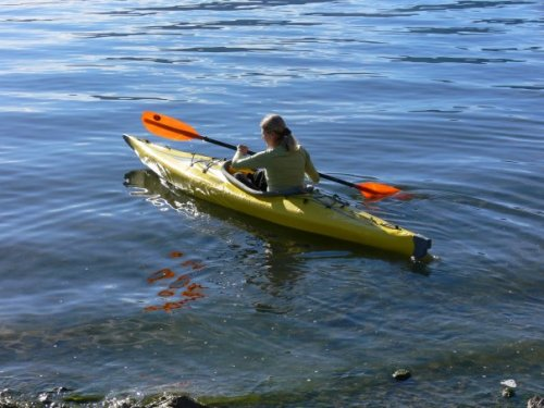 Advanced Elements AirFusion Inflatable Hybrid Kayak