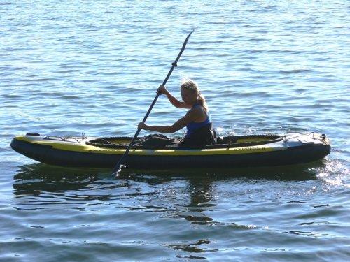 Maxxon Express Inflatable Tandem Kayak