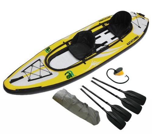 Maxxon Katatumbo II Inflatable Kayak System