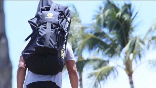 New C4 Waterman backpack