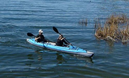 Choosing a breakdown paddle