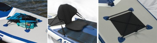 Features on the various Hardtop ISUPS