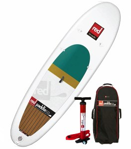 2014 Red Air Surfer 10-0 Inflatable SUP