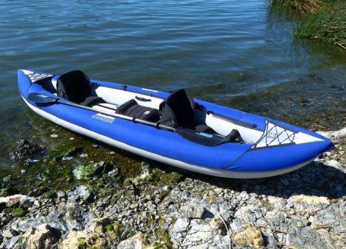 Chinook Tandem Inflatable Kayak