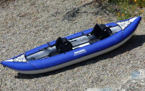 Aquaglide Chinook 2 inflatable kayak