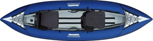 Birdseye view of Chinook 2 inflatable kayak