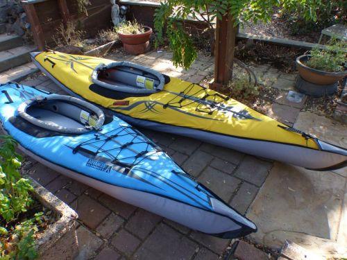 Expedition & AdvancedFrame Kayaks