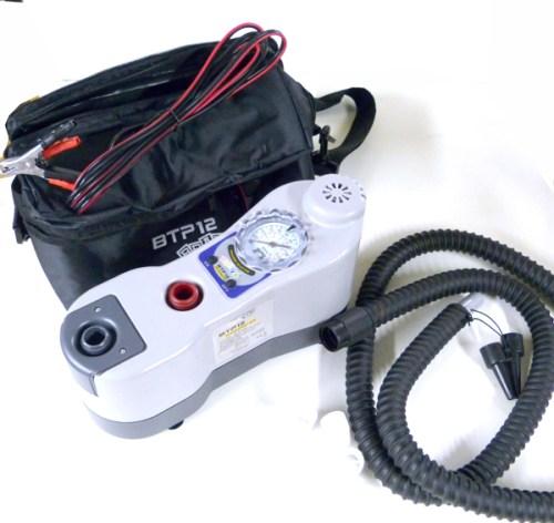 Bravo 12V Electric Pump from C4 Waterman