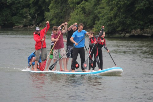 Ride XL is great for on the water fun!