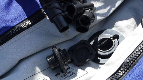 Boston valve and adaptor