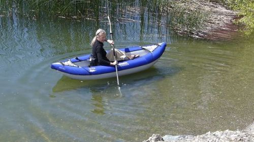 AquaGlide Chinook 95 Inflatable Kayak
