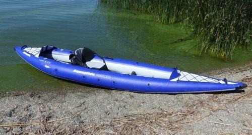Chelan Two as a solo kayak