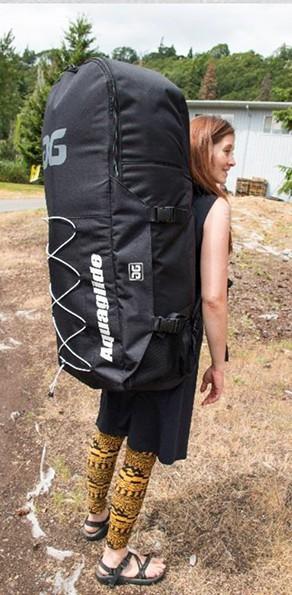 New Aquaglide DLX Backpack