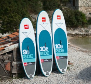 2016 Ride Series Inflatable Paddle Boards