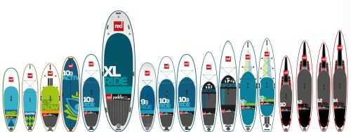 2016 Red Paddle Co Inflatable Paddle Boards