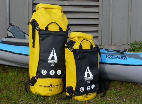 Advanced Elements StashPak Rolltop Dry Bags