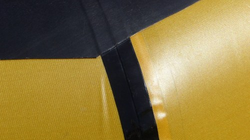 Side taping