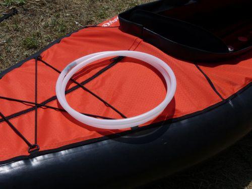 Plastic coaming tubing
