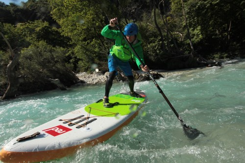 2017 Red Paddle Co Flow Whitewater SUP